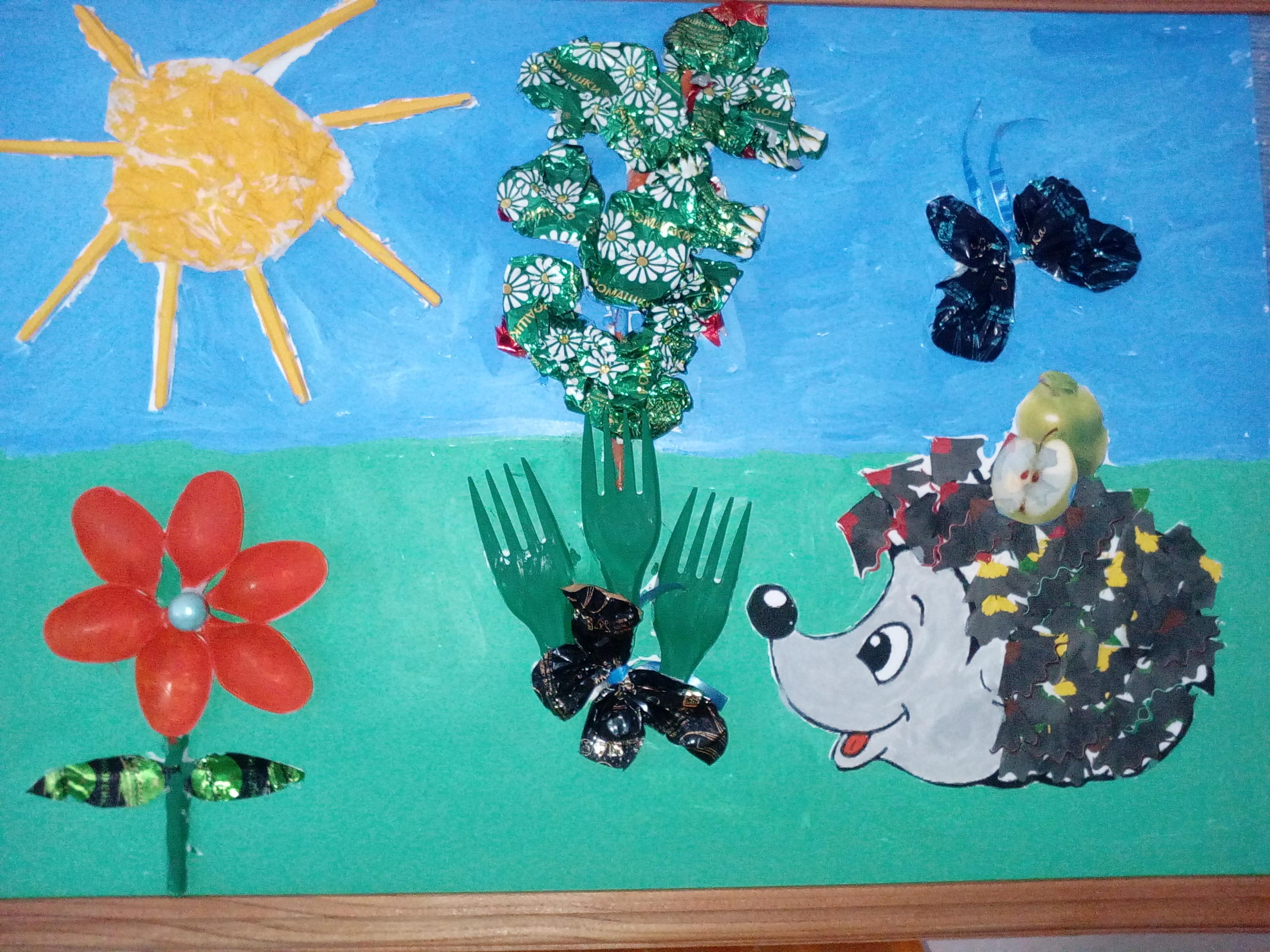 Детский сад: поделки своими руками. Какие поделки 62